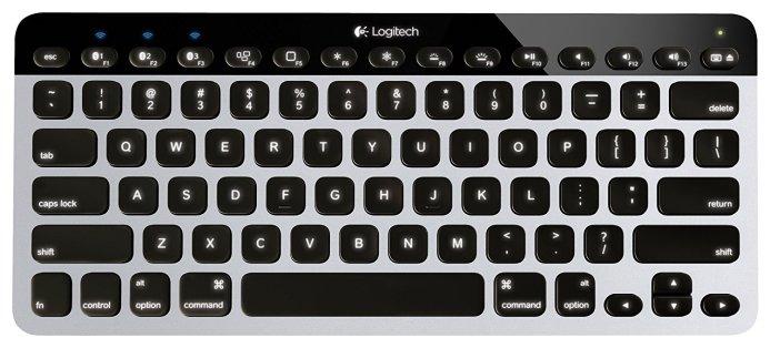 Wireless Compatible Mac Keyboard