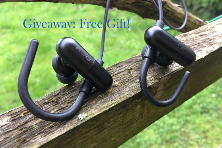 father's day free EasyAcc EP2 Bluetooth Earbuds