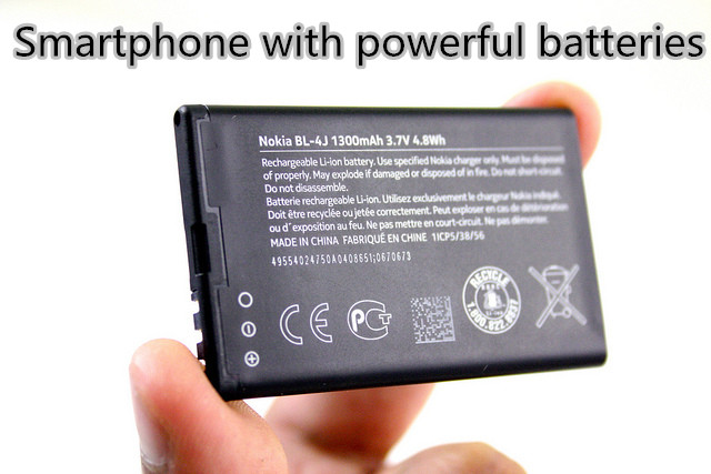 Signs that 2016 is the powerful battery smartphone year