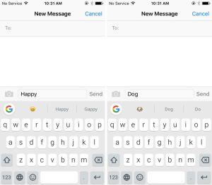 emoji suggestion