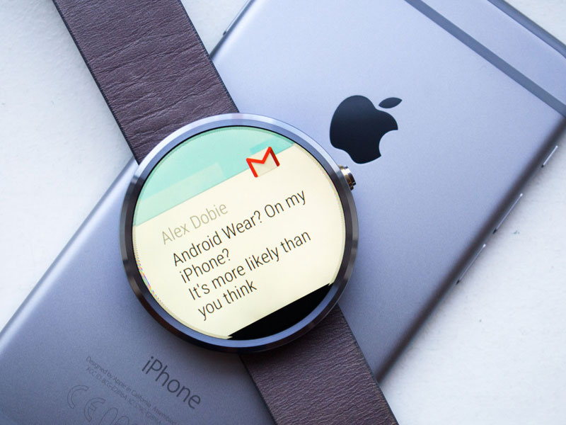 how-to-pair-android-watch-with-iphone