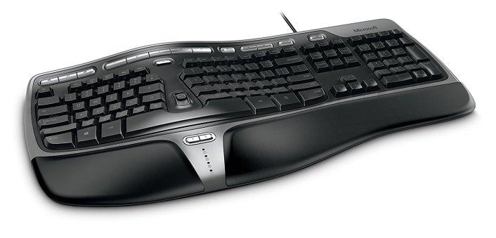 Microsoft Wired Keyboard for Mac