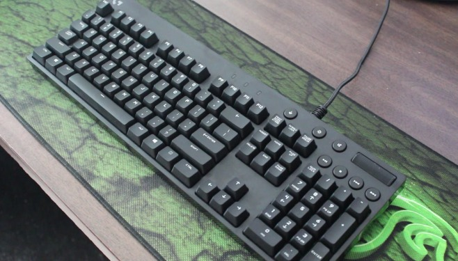 Gaming Keyboard Under $100 from Logitech