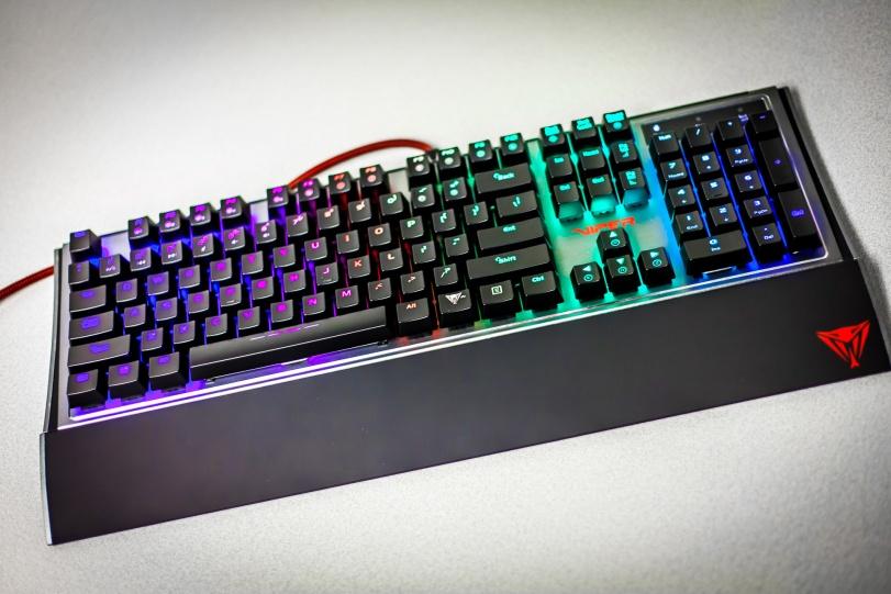 Mechanical Keyboard Under $100 From Patriot Viper V730