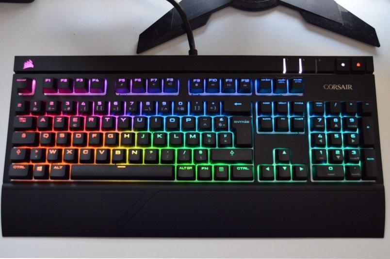 Corsair Strafe Mechanical Keyboard Under $100