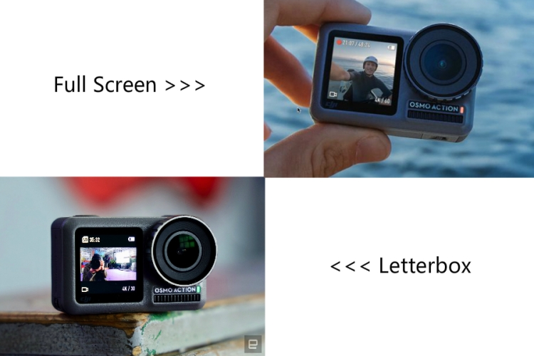 is-the-front-screen-of-osmo-action-a-touch-screen-front-facing-screen-modes-full-screen-letterbox